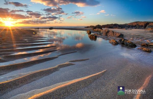 Croyde Bay North Devon by RobDougall