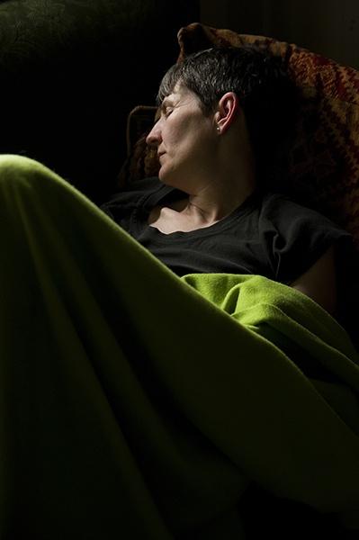 Lisa Resting