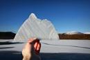 Handy glacier