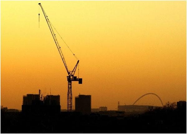 London skyline by Billyray