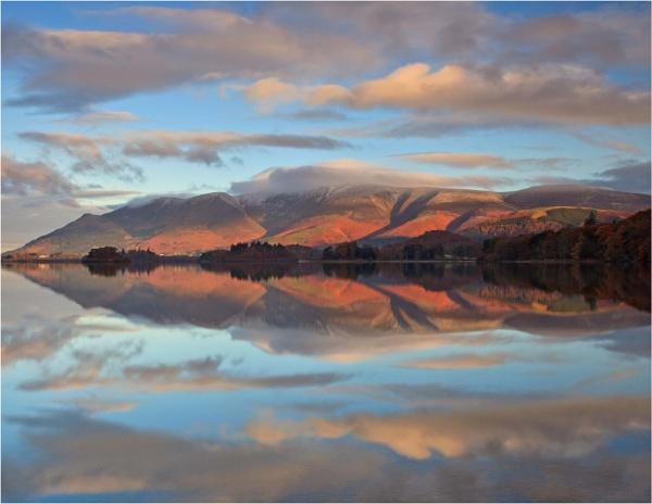 Derwentwater Daybreak by MrBlueSky