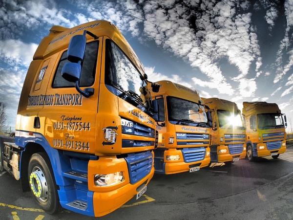 New Trucks by neilfuller