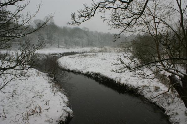 Winter Water by DJLeroy