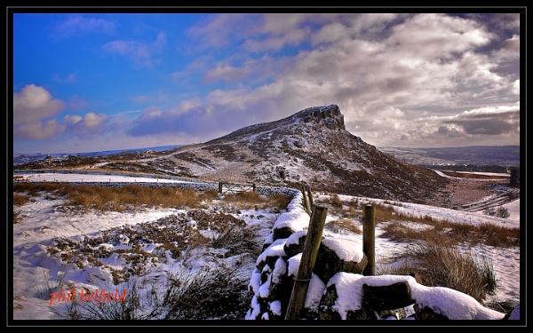winters peak by phil19belfield
