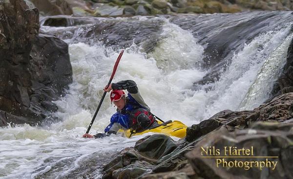 Kayaking at Glen Etive by NH_Snap