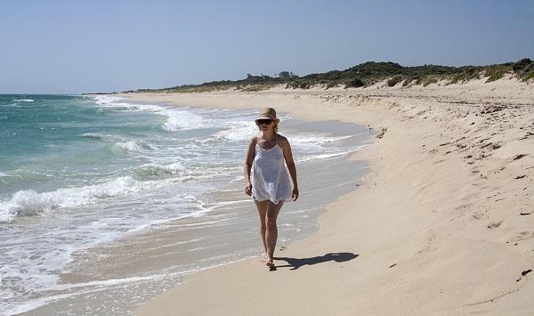 Indian Ocean Stroll by Irishkate