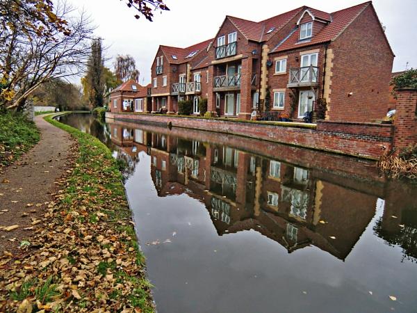 By the Canal by Gypsyman