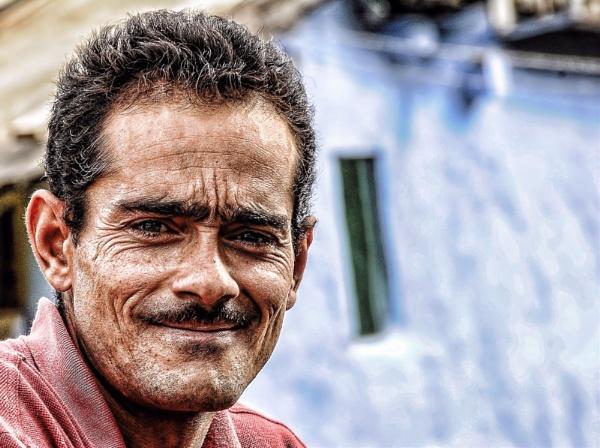 Romanian Man by Berniea