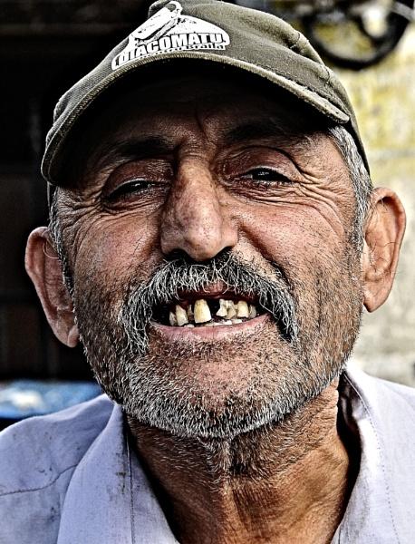 The Man from Romania by Berniea
