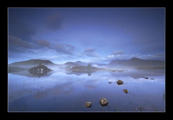 Misty Beginnings by jeanie