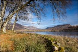 Autumn at Loch Awe