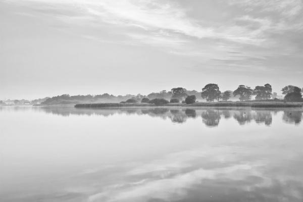 Hardley Flood - Suffolk by hammermad
