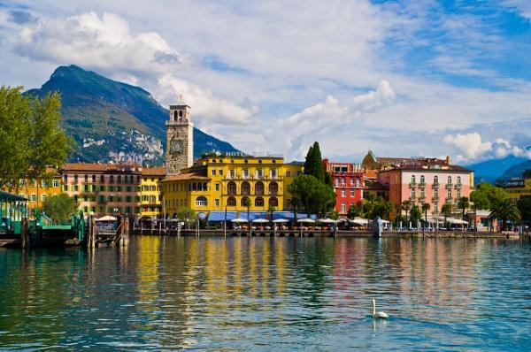 Riva-del-Garda,Italy by 2479