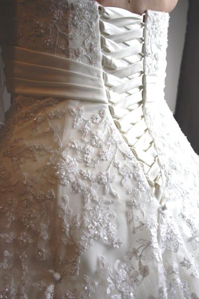 Wedding Dress by DebsMk