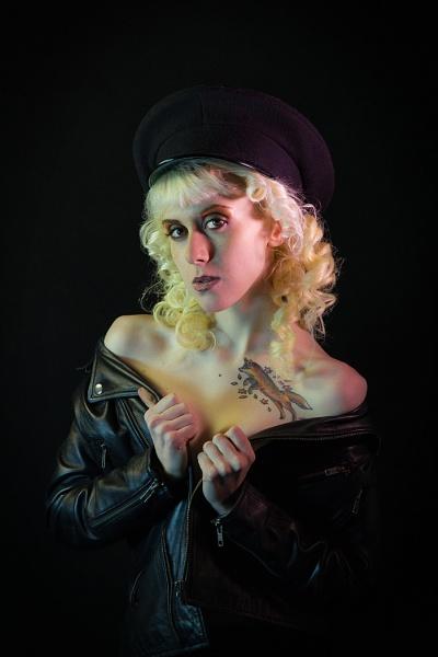 Foxy lady by Philpot
