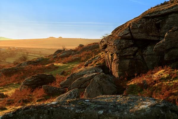 Dartmoor Sunset by Tigger1