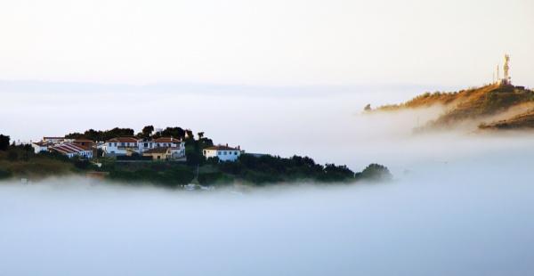 A misty morning 2 by Footski