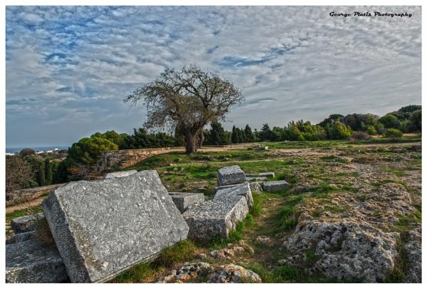 Stillness in Time by GeorgePlatis