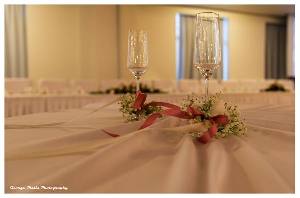 Wedding setting by GeorgePlatis