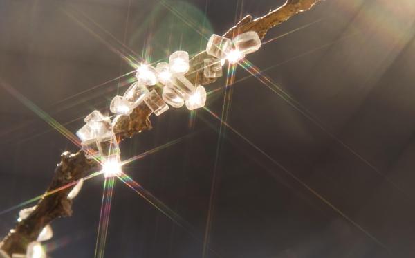 Crystal Stars by glimpsesborrowed