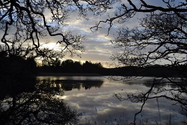 On the lake by Sreidser08