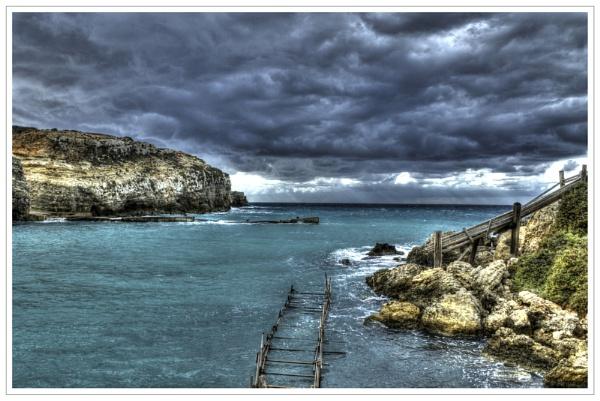 Anchor Bay, Malta by Sgtborg