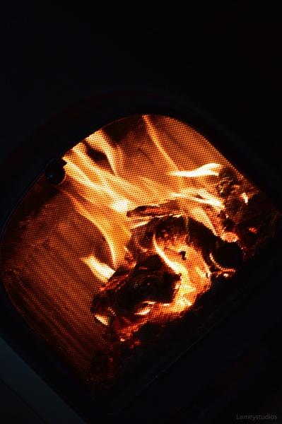 Fireplace by Foshowski