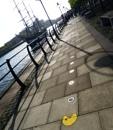 Dublin, Pacman pavement