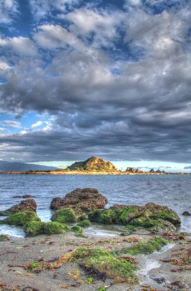 Island Bay by firzhugh