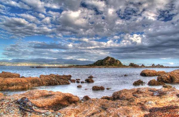 Island Bay View by firzhugh