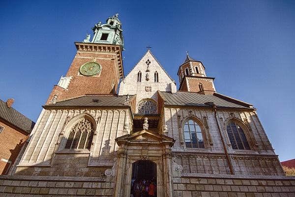 Wawel Cathedral by jason_e