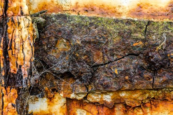 Rusty Hinge by GraemeR