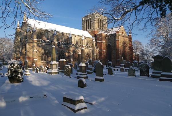 St Mary\'s Church, Haddington by KingBee