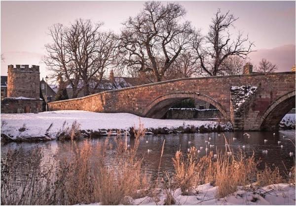 Nungate Bridge, Haddington by KingBee