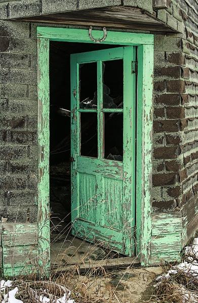 Green Door, East-Central Alberta by shooter