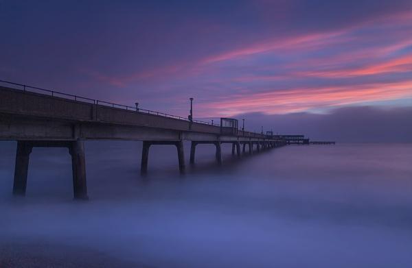 Deal Pier Moods 1 by derekhansen