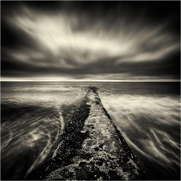 Embo Groyne by Baz72