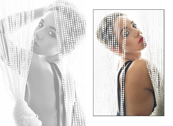 Model Portfolio by Ania Pankiewicz