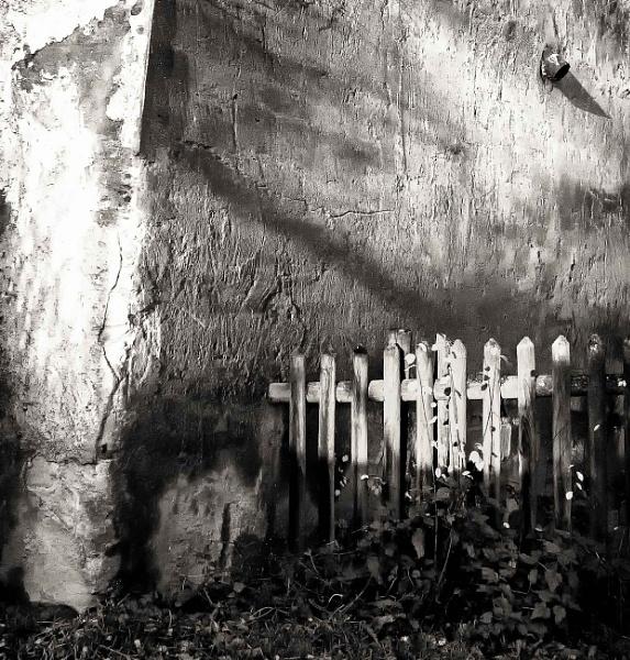 Wall of contrast by mlseawell