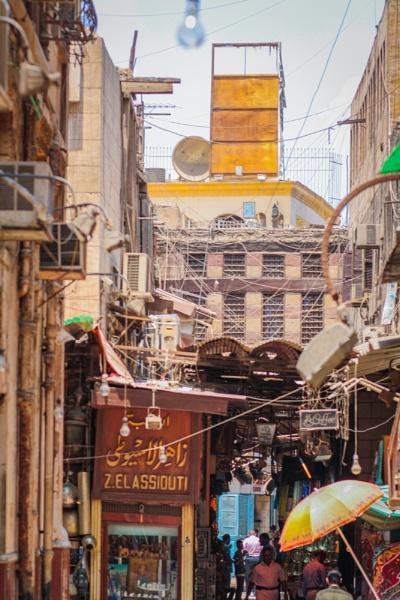 Khalil market - Cairo by Harding