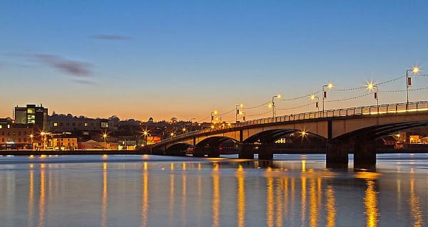 Wexford Bridge by Hilmar