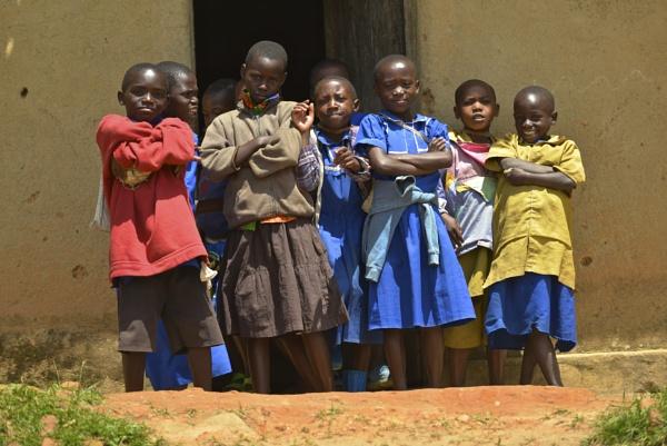 School children by Myed