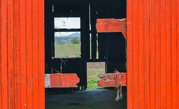 Red Doors by billmyl