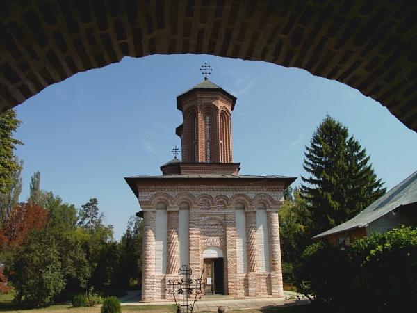 Byzantine Church by gss