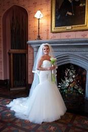 Lauren at Bodelwyddlan Castle, North wales