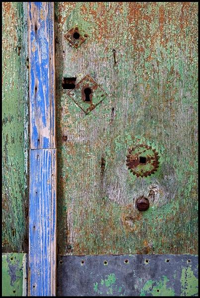 Maratea Door by IanFlindt