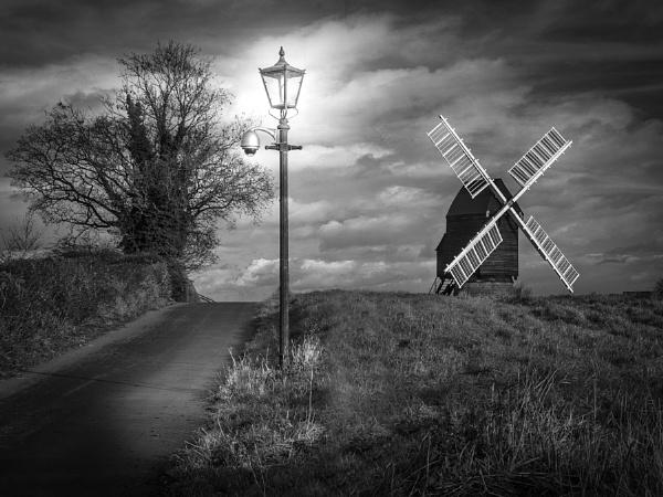 Cat & Fiddle Windmill by neeley