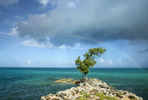 bermuda rainbow by mianby