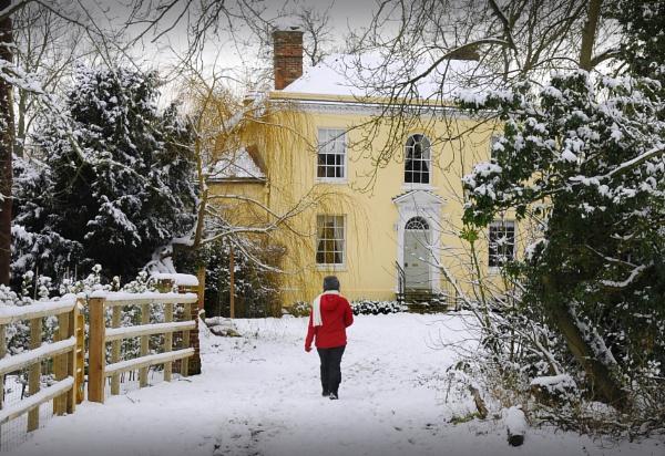 Winter walker by TomSaetan