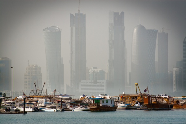 Doha Dhows by SosFM